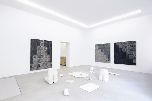 ASGER DYBVAD LARSEN | TRANSFORMED IN TRANSLATION, installation view