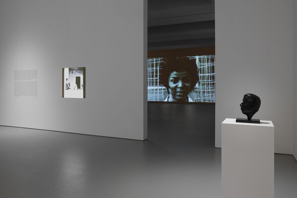 God Made My Face: A Collective Portrait of James Baldwin, installation view