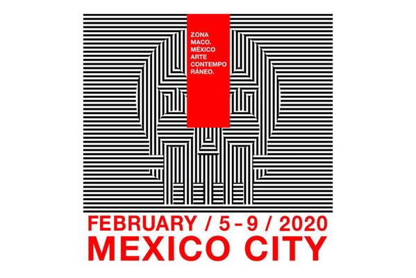 Eduardo Secci Contemporary at ZⓈONAMACO 2020, installation view