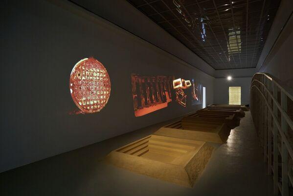 Hiwa K »Moon Calendar«, installation view