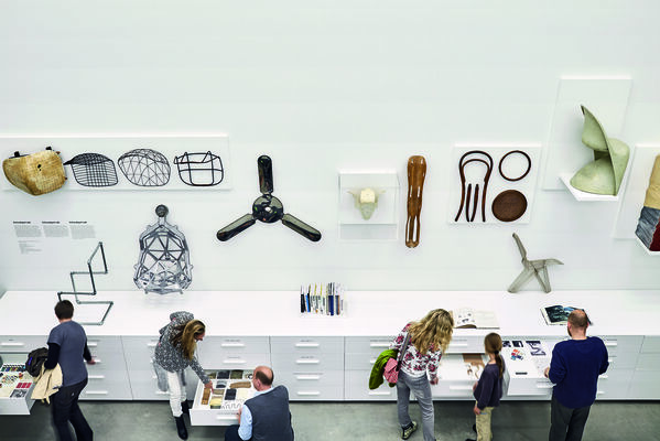 Schaudepot - The Vitra Design Museum Collection - 1800 to the present, installation view
