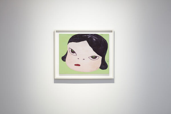 Faces: from Warhol to Chun Kyung-ja, installation view