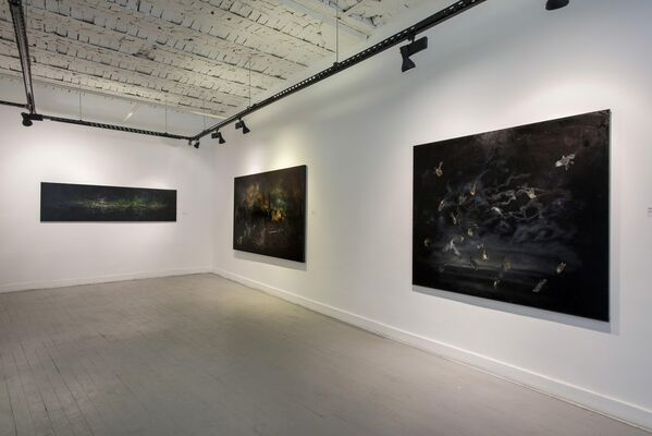 The Disaster Takes Care Of Everything, installation view