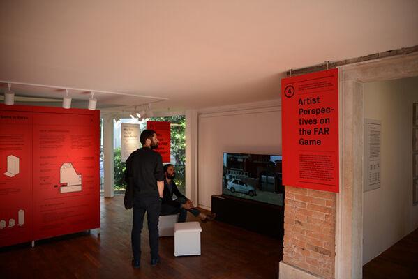 Yeondoo Jung: The FAR (Floor Area Ratio) Game: Constraints Sparking Creativity, installation view