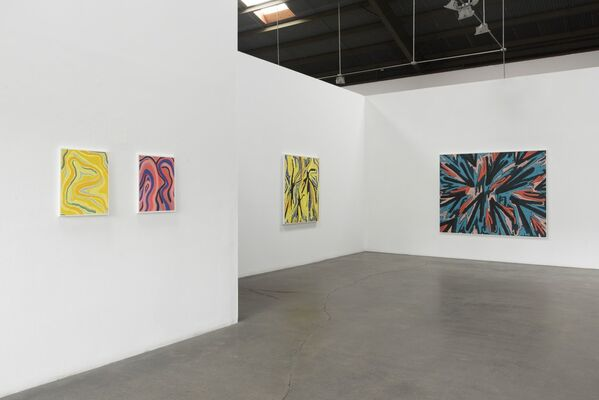 Russell Tyler - Altered State, installation view