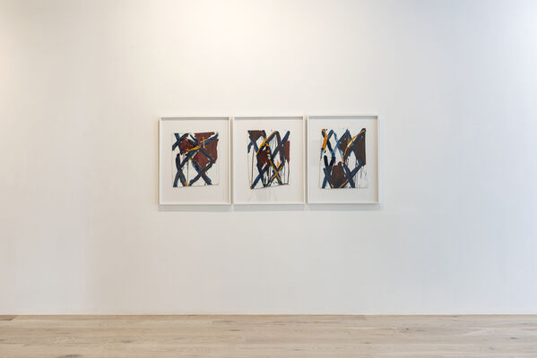 Electric Thought Patterns, installation view