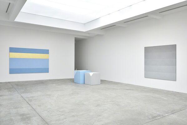 Ettore Spalletti: Ce qu'il y a de plus profond dans l'homme, c'est la peau, installation view