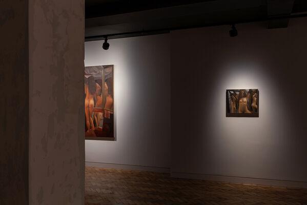 Emily Marie Miller: Mirror Mirror, installation view
