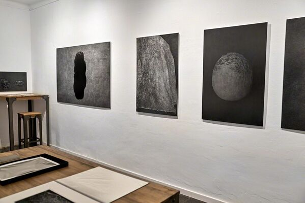 The Invisible, installation view