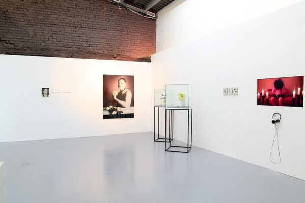 Oleg Dou: Lonely Narcissus, installation view