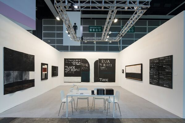 Gow Langsford Gallery at Art Basel in Hong Kong 2018, installation view