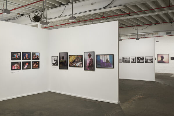 Labs New Artists III, installation view