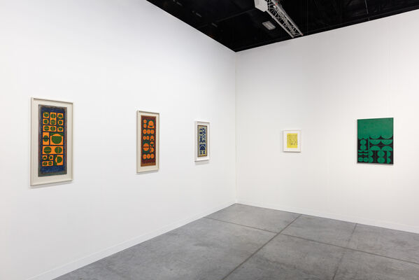 Hales Gallery at Art Basel in Miami Beach 2019, installation view