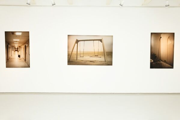 On The Other Side, installation view