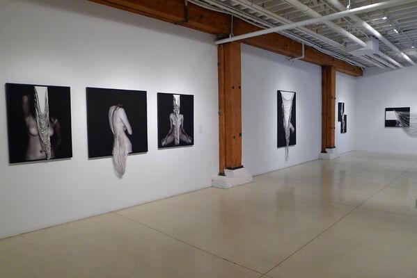 Kamolpan Chotvichai: Fragility of the Self, installation view