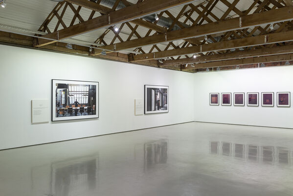 Carrie Mae Weems: Over Time, installation view
