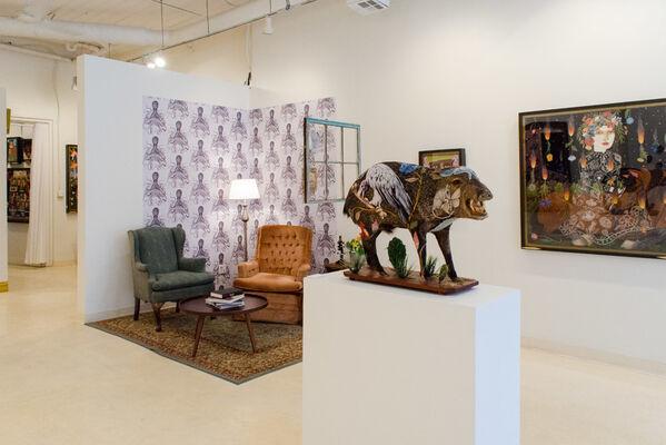 Chris Roberts-Antieau: New Work, installation view