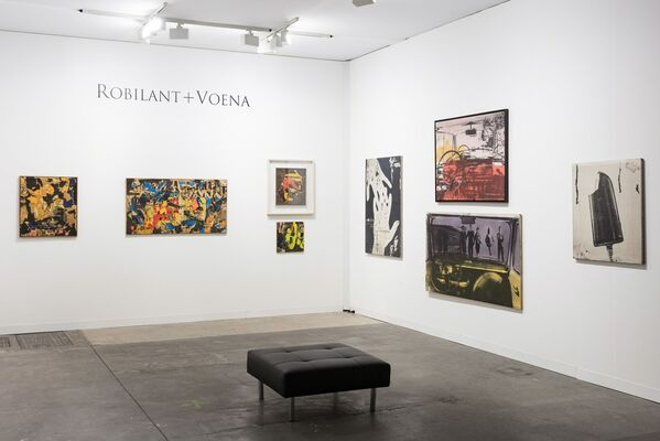 Robilant + Voena at Art Basel in Miami Beach 2016, installation view