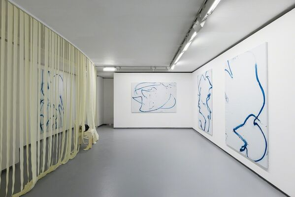 Losing interest, installation view