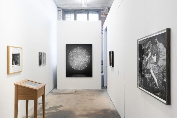 James Nizam / Falk Messerschmidt / Steffen Junghans : significant details, installation view