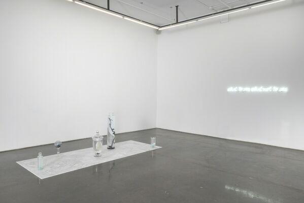 Daily Unfamiliar, installation view