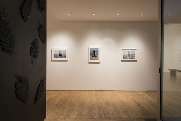 DEVAN SHIMOYAMA | SALOMÓN HUERTA, installation view