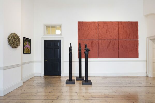 Tyburn Gallery at 1:54 Contemporary African Art Fair London 2016, installation view