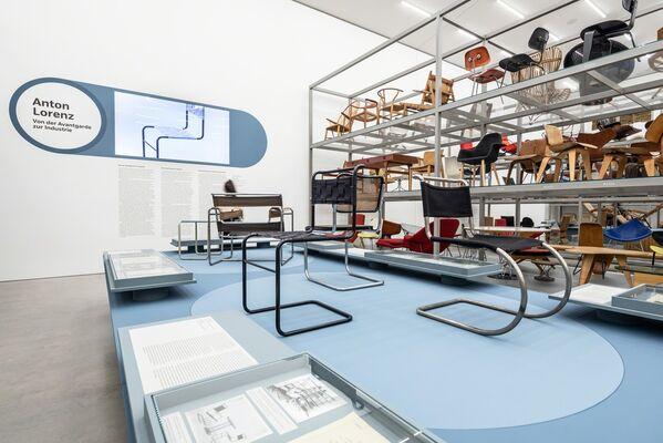 Anton Lorenz: From Avant-Garde to Industry, installation view