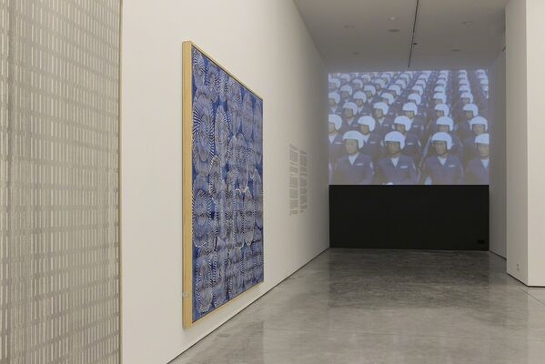 Moving Stills and Beyond - Ethereal Transformations, installation view