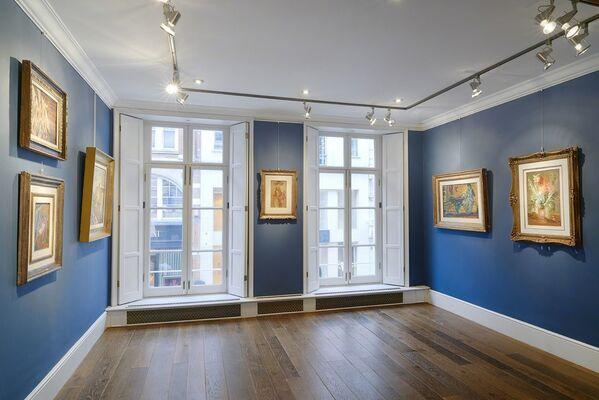 Corrado Cagli: From Rome to New York, installation view