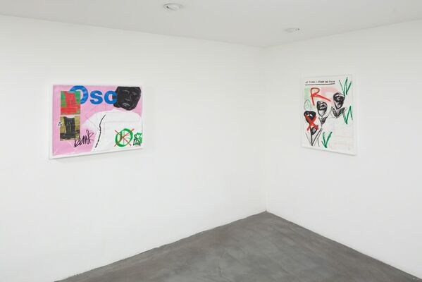 Gabriella Sanchez - By Any Other Name, installation view