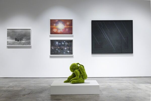 No Time, installation view