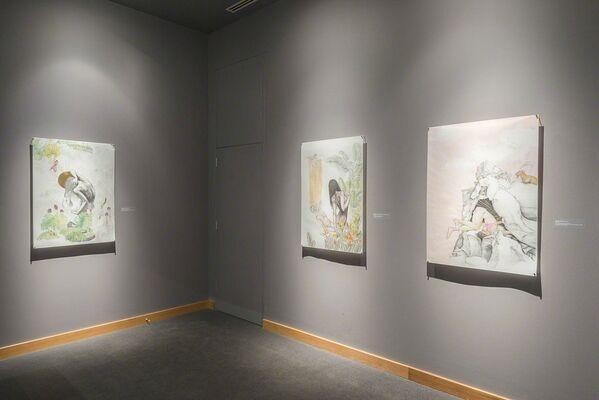 Raising Children for Strangers | Fay Ku, installation view