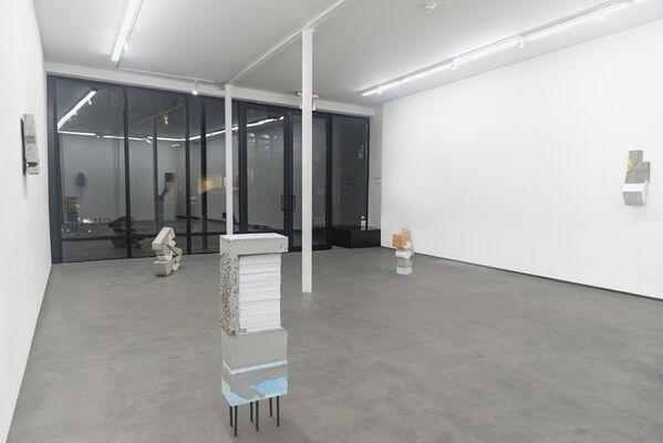 Awaiting Masses, installation view