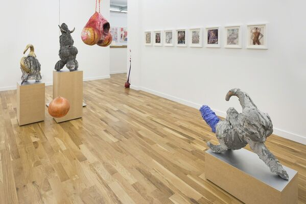 New Relics from the Pleasuredome, installation view