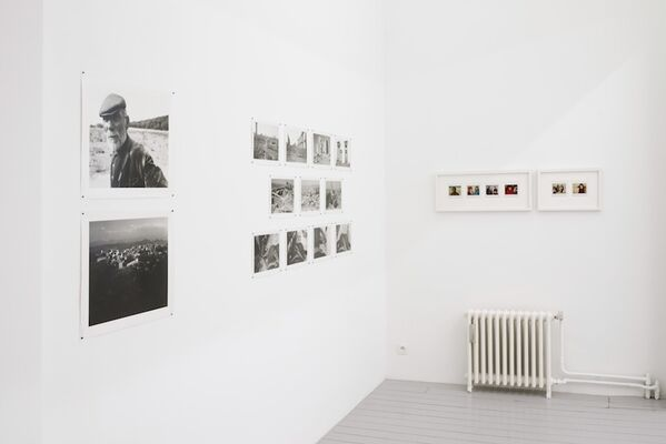 Ulay: Come On, installation view