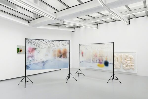"""""""Reconstructive Memory"""" group show curated by It's Our Playground., installation view"""