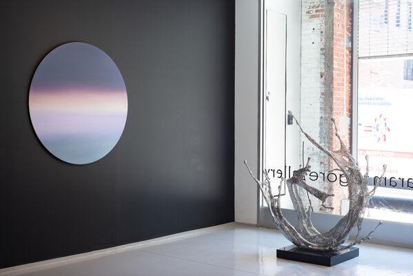 Between Earth and Sky, installation view