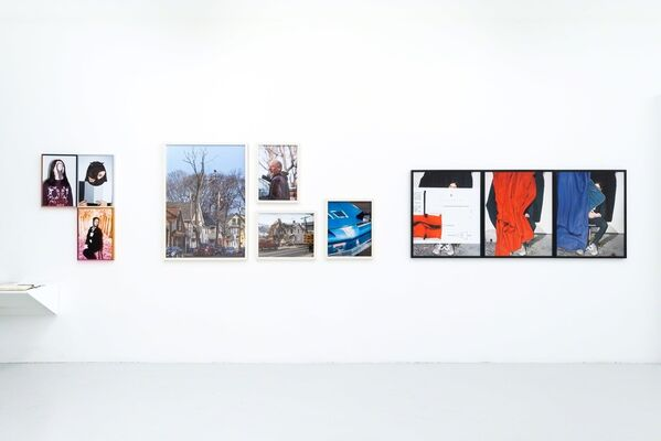 REVIVER: Yale MFA Photography 2016, installation view