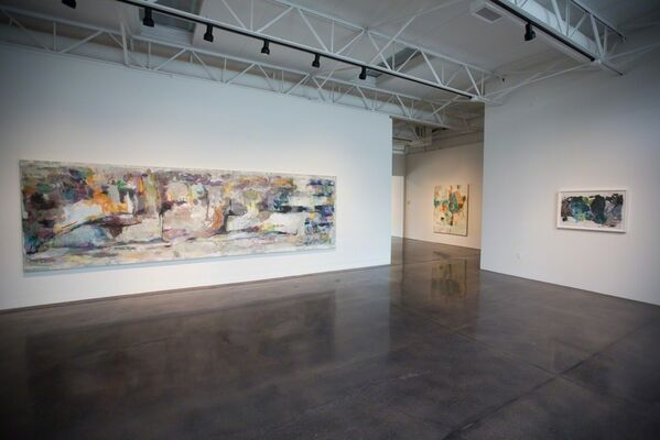 Terrell James: SOTOL VIEW, installation view