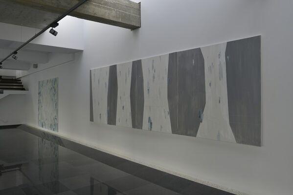 Liliana Mercioiu Popa - Variable Geometry, installation view