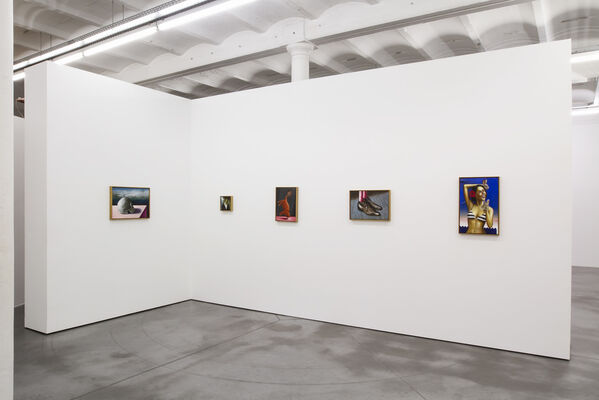 Too Good To Be True, installation view