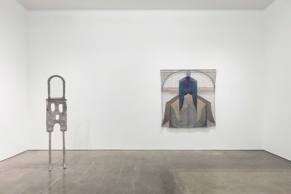 Four: Felipe Baeza, Julia Bland, Arghavan Khosravi and Oren Pinhassi, installation view