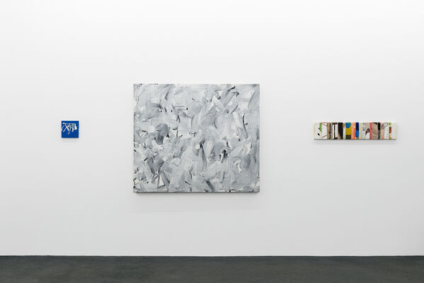 »From the Studio«, installation view