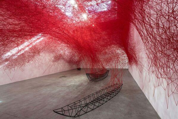 Uncertain Journey, installation view