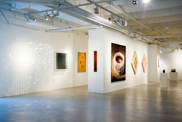 Intersections, installation view