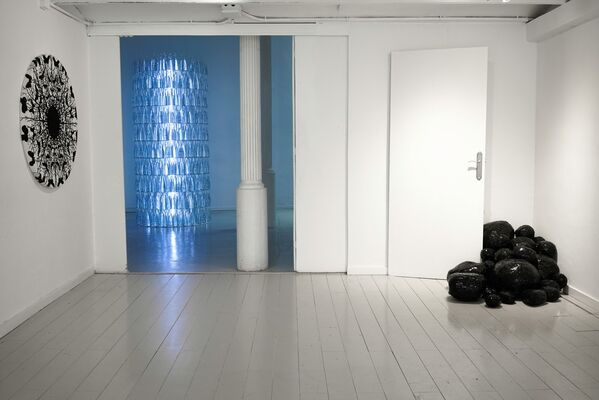 Xavi Muñoz | Heaven, installation view