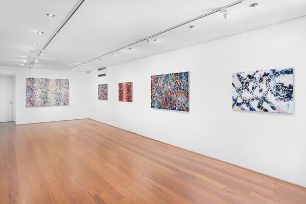 Doug Argue - Transitions, installation view