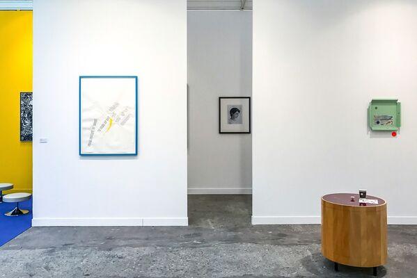Mai 36 Galerie at FIAC 2018, installation view