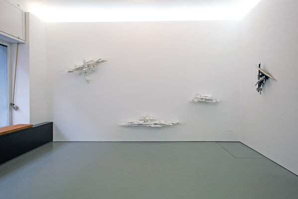 Colin Ardley – Spatial Strategies, installation view